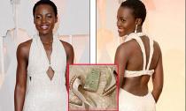 Sao Oscar Lupita Nyong'o bị trộm váy ngọc trai hơn 3 tỷ đồng