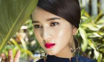 Diễn viên Kim Tuyến đẹp mặn mà trong bộ ảnh mới