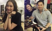 'Bắt gặp' Trúc Diễm xinh tươi đi ăn với chồng Việt kiều