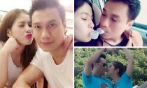 Việt Anh 'Chạy án' ngày càng mặn nồng với bạn gái