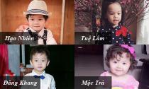 Những sao nhí Việt có tên 'kêu' nhất showbiz