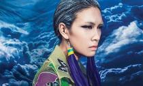 Nguyễn Oanh Next Top đẹp phiêu bồng với những mảng màu