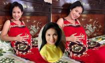 Nữ diễn viên 'Đồng tiền xương máu' mang bầu ở tuổi 39