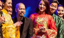 Đức Hùng mang áo dài Việt đi lưu diễn châu Âu