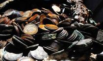 Phát hiện kho báu tiền xu từ tàu đắm sâu nhất trong lịch sử