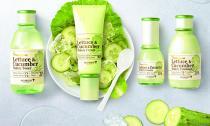 Skinfood ra mắt dòng sản phẩm mới Premium Lettuce Cucumber Watery Line và tưng bừng khai trương 2 cửa hàng tại TP.HCM