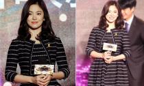 Song Hye Kyo xinh tươi tại sự kiện