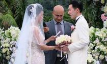Đám cưới tiền tỉ tại Đà Nẵng của cặp đôi Singapore