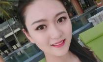 Nữ sinh 18 tuổi xinh đẹp sở hữu chiều cao 'khủng'
