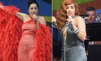 Lady Gaga ngày càng già và mập ú