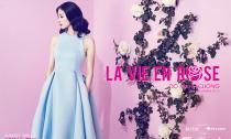 Hé lộ Poster quảng bá show xuân hè 2015 La Vie En Rose