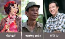 Những đặc điểm nhận dạng của các danh hài Việt