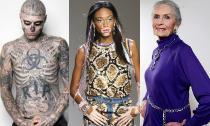 Những người mẫu đặc biệt nhất hành tinh