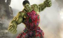 Khi biệt đội Avengers mặc đồ hoạ tiết 'chăn con công'