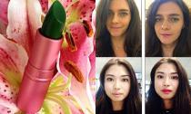 Thỏi son đổi màu phù hợp với từng sắc môi 'gây sốt' phái đẹp