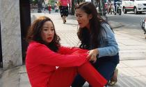 Diễn viên Thiên Hương điên dại vì bị phụ tình