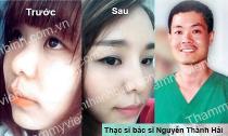 Thạc sĩ bác sĩ Nguyễn Thành Hải: 'Là người mẫu nên có sống mũi thanh tú'