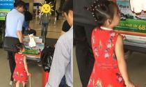 Lộ hình ảnh hiếm hoi của con gái Thủy Tiên - Công Vinh
