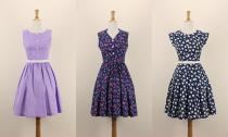 Chỉ còn 3 ngày để sở hữu váy xòe vintage The Name Shop với giá cực sốc