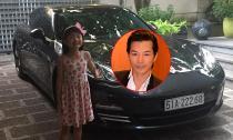 Trần Bảo Sơn tặng con gái 'xế khủng' có giá hơn 5 tỷ đồng