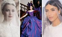Những chiếc váy cưới 'đình đám' nhất mọi thời đại
