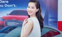 Đặng Thu Thảo khoe dáng quyến rũ bên siêu xe bạc tỷ