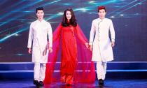 Siêu mẫu Nam Phong - Đàm Thanh mở màn đêm 'Thế giới thời trang'