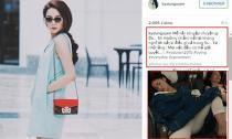 Hoa hậu Kỳ Duyên lên tiếng việc ngủ kém duyên
