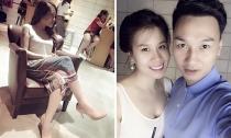 Bạn gái MC Thành Trung sụt cân vì xa người yêu
