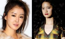 Những lỗi trang điểm khiến fan 'khiếp vía' của sao Hàn