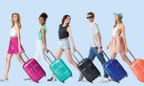 American Tourister trình làng BST vali Cubepop