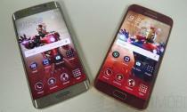 Hình ảnh Galaxy S6 Iron Man đẹp mê hồn