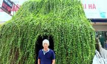 Ngỡ ngàng trước 'ngôi nhà kì dị' của ông lão 70 tuổi giữa lòng Hà Nội
