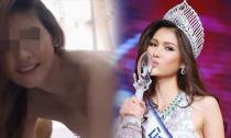 Tân Hoa hậu Thái Lan lại dính nghi án lộ clip 'đen'