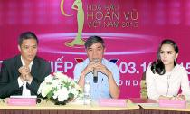 Ban tổ chức Hoa hậu hoàn vũ Việt Nam họp báo cáo và triển khai công tác tổ chức