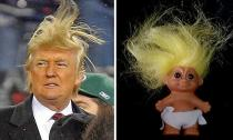 Cười nắc nẻ với chùm ảnh dí dỏm về tóc của tỷ phú Donald Trump