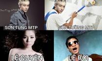 Bộ ảnh chế sao Việt khiến dân mạng 'cười rơi hàm'