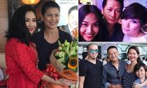 Sao Việt giữ được mối quan hệ tốt đẹp giữa tình cũ và tình mới