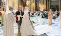 Đám cưới xa hoa hơn 200 tỷ của người thừa kế tập đoàn dầu mỏ
