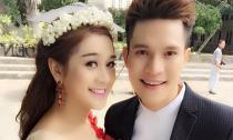 Lâm Chi Khanh đẹp mơ màng khi hóa thân thành cô dâu