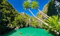 Khám phá thiên nhiên kỳ thú tại Palawan - hòn đảo đẹp nhất thế giới