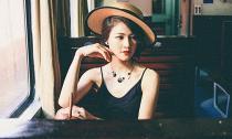 Trần Thị Quỳnh đẹp kiêu kỳ trong hình ảnh quý cô