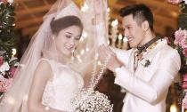 Lâm Chi Khanh tung ảnh cưới 'mộng mơ' ngay sau tin kết hôn