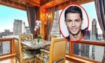 Cristiano Ronaldo mua căn hộ siêu sang 408 tỷ tại Mỹ