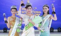 Hoa hậu Quốc tế Trung Quốc 2015 gây thất vọng với gương mặt kém sắc