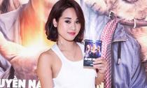 Diễm Hằng trẻ trung, xinh đẹp đi xem phim 'Cầu được ước thấy'