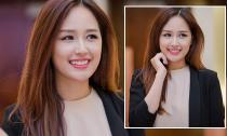 Hoa hậu Mai Phương Thúy diện kín đáo vẫn đẹp hút hồn tại sự kiện