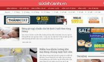 Suckhoenhi.vn thay đổi giao diện và logo