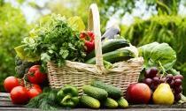 5 cách tẩy sạch hóa chất trên rau quả