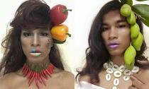 Dân mạng 'phát sốt' với bộ ảnh thời trang độc nhất vô nhị